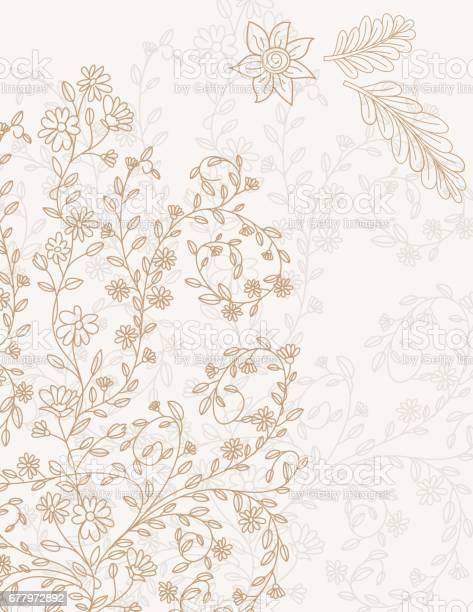 Hand drawn doodled floral vines invitation template vector id677972892?b=1&k=6&m=677972892&s=612x612&h=3l2o9fxlpz2ean1qvpkblvdclmao6sxy4mcvnum9h2w=