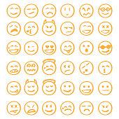 emoticons set
