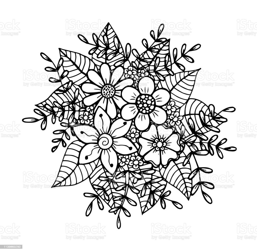 Abstract Coloring Pages - Free Printable - MomJunction | 1004x1024
