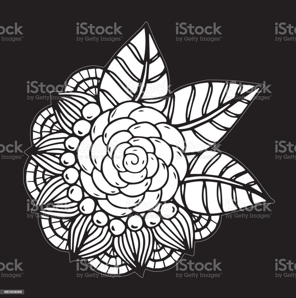 Free Flowers Drawing Pages, Download Free Clip Art, Free Clip Art ... | 1024x1016