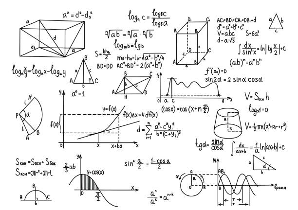 Top 60 Trigonometry Clip Art, Vector Graphics and