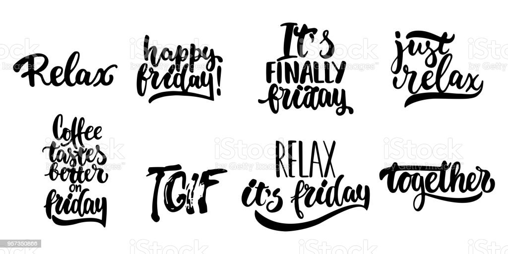 royalty free tgif clip art vector images illustrations istock rh istockphoto com Crazy TGIF Clip Art Crazy TGIF Clip Art
