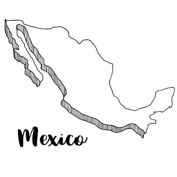 Best Mexico Map Drawing Illustrations, Royalty-Free Vector ... on map of greece drawing, map of russia drawing, usa map drawing, map of world drawing, map of jamaica drawing, map of india drawing, map of germany drawing, map of france drawing, map of north america drawing, map of japan drawing, map spain drawing, map of virginia drawing, map of rome drawing, map of iraq drawing, map of south america drawing, map of arizona drawing, map of egypt drawing, map of florida drawing, map of asia drawing, map of quebec drawing,