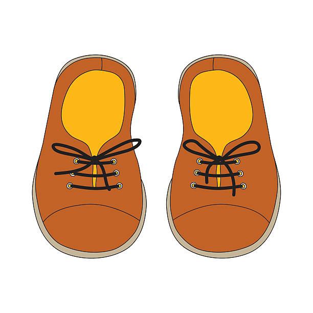 Top 60 Sketch Childrens Sandals For A Boy Clip Art, Vector ...