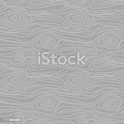 istock Hand Drawn Seamless Pattern 1177884984