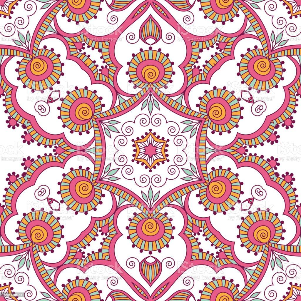 Hand dragna sömlösa mönster - Royaltyfri Abstrakt vektorgrafik