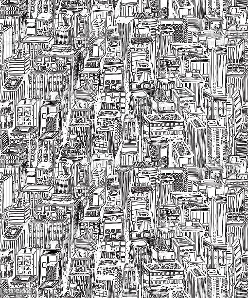Hand drawn seamless pattern with big city new york vector id623121360?b=1&k=6&m=623121360&s=612x612&h=on4pid08adiz4qeysbcvt9agz0gi7vofjziuyb2hywc=