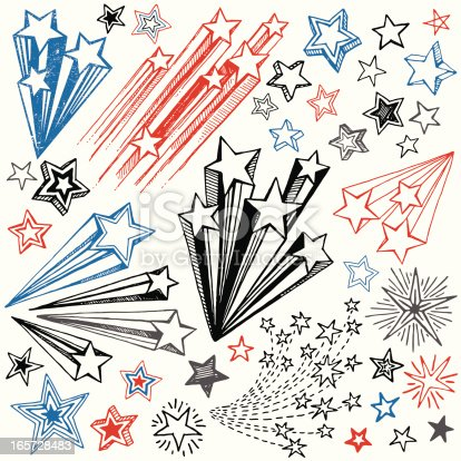 Hand drawn star shape design elements. Hi res jpeg included.MORE WORKS LIKE THIS LINKED BELOW.