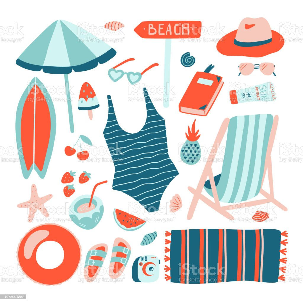 Funny Vacation Clipart Kid Cliparting Com