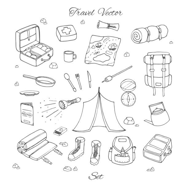 Survival Kit Vector Art Graphics Freevector Com