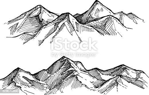 ilustración de ilustración de vectores dibujada a manolas