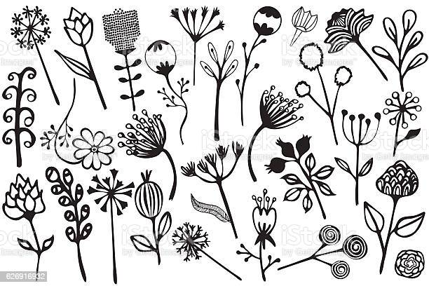 Free draw flower Images, Pictures, and Royalty-Free Stock