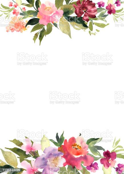 Hand drawn watercolor bouquet on white background beautiful gentle vector id1135144499?b=1&k=6&m=1135144499&s=612x612&h=01tnloqjkno6zzcaccsq8ilezldzqil2omu stujwdy=