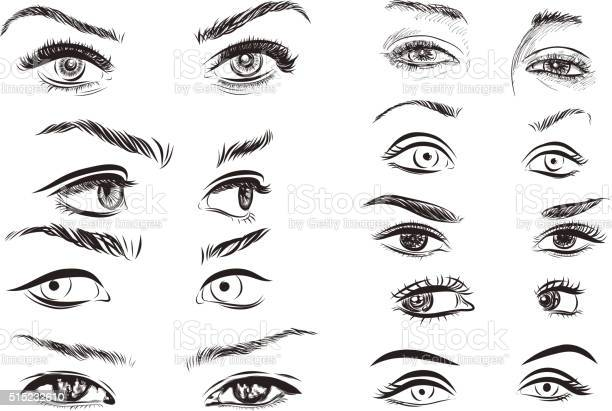 Free eye drawing Images, Pictures, and Royalty-Free Stock