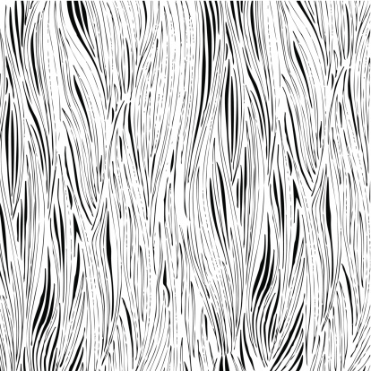 Руки Drawn С Древесным Рисунком — стоковая векторная графика и другие изображения на тему В стиле минимализма