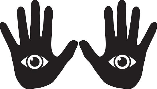 Hand Eyes