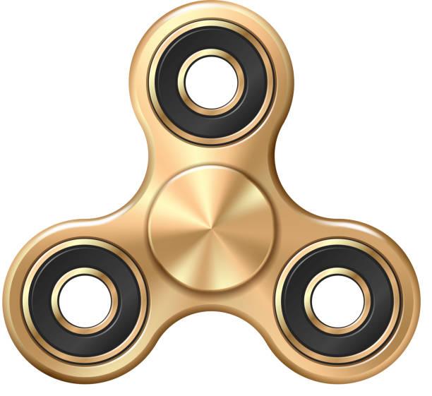 Royalty Free Fidget Spinner Clip Art, Vector Images ...