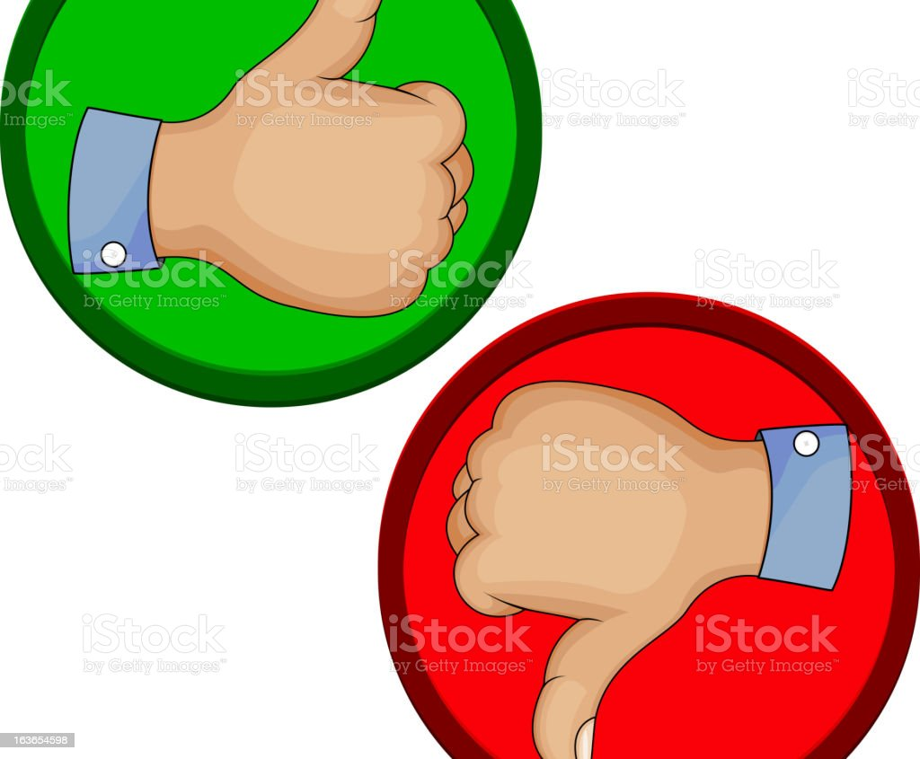 Hand gesture like unlike with thumb up icon royalty-free hand gesture like unlike with thumb up icon stock vector art & more images of achievement
