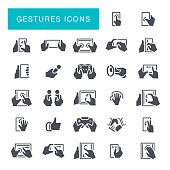 Hand Gestures Icons