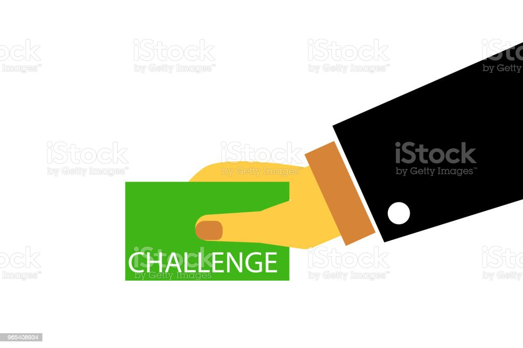 Hand - Holding Debit or Credit Card royalty-free hand holding debit or credit card stock illustration - download image now