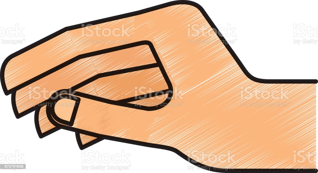 icône de langage humain main icône de langage humain main – cliparts vectoriels et plus d'images de bras libre de droits