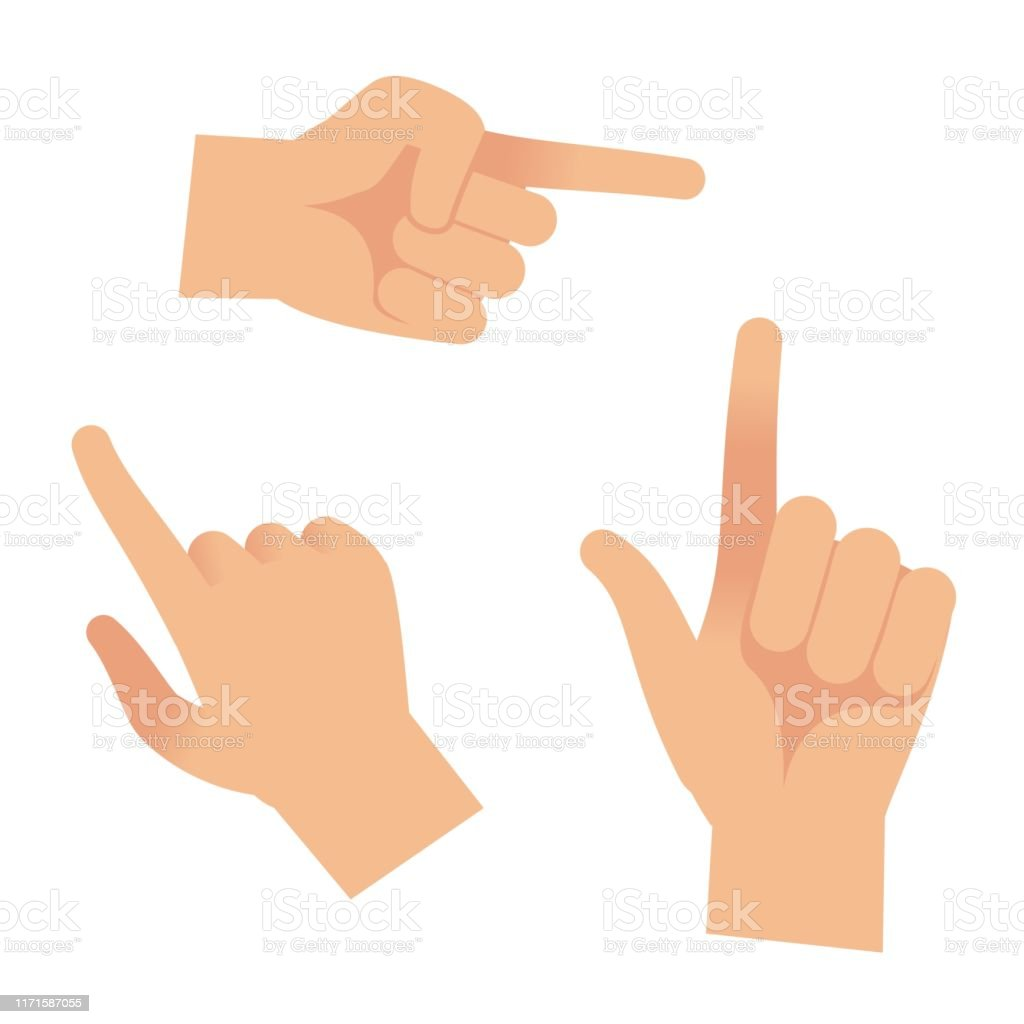 hand in forefinger icons holding pointing hands drawing gesture to object isolated vector outline set stock illustration download image now istock hand in forefinger icons holding pointing hands drawing gesture to object isolated vector outline set stock illustration download image now istock