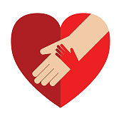 Holding Hands, Help - Single Word, Human Hand, Symbol, Palm of Hand