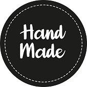 Hand Made Sticker Design