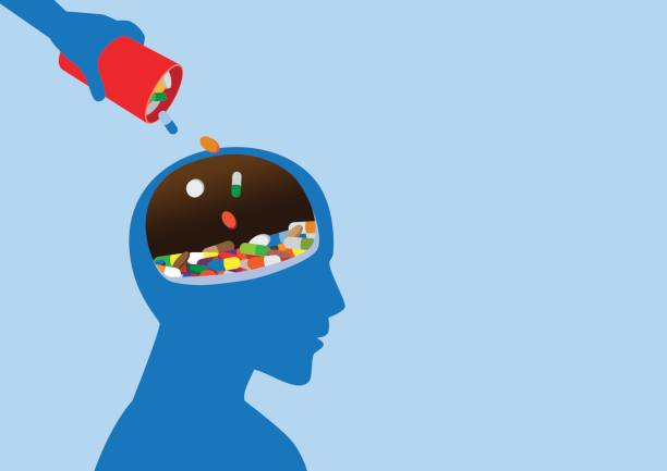 Best Drug Abuse Illustrations, Royalty-Free Vector Graphics