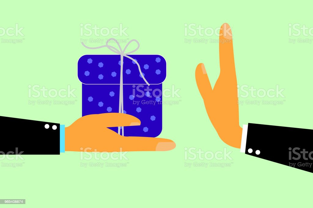 Hand Refuse Something from other royalty-free hand refuse something from other stock vector art & more images of no people