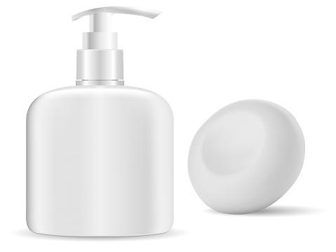 Hand sanitize bottle. Soap dispense, liquid gel