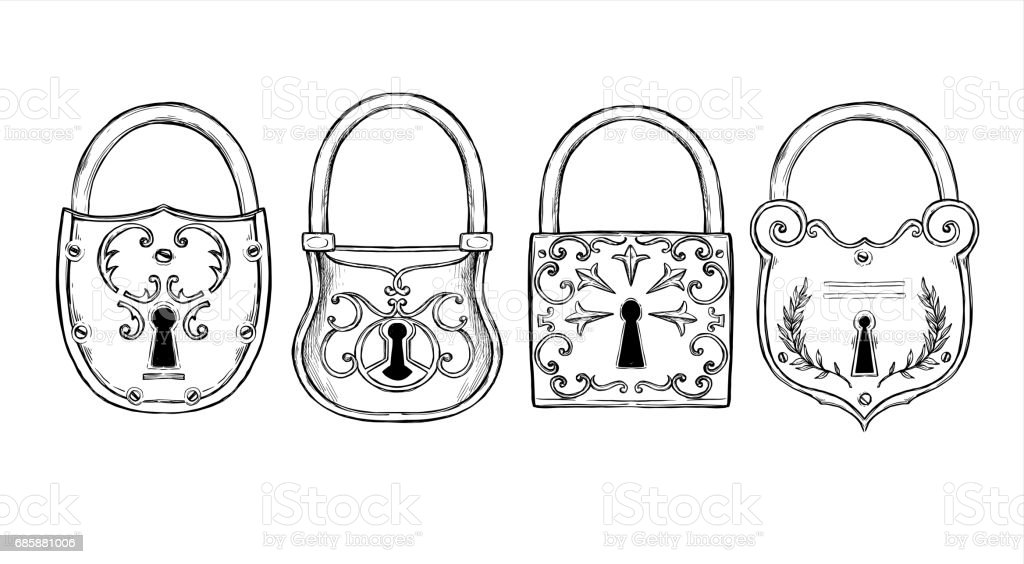 Hand Sketched Vector Illustrations