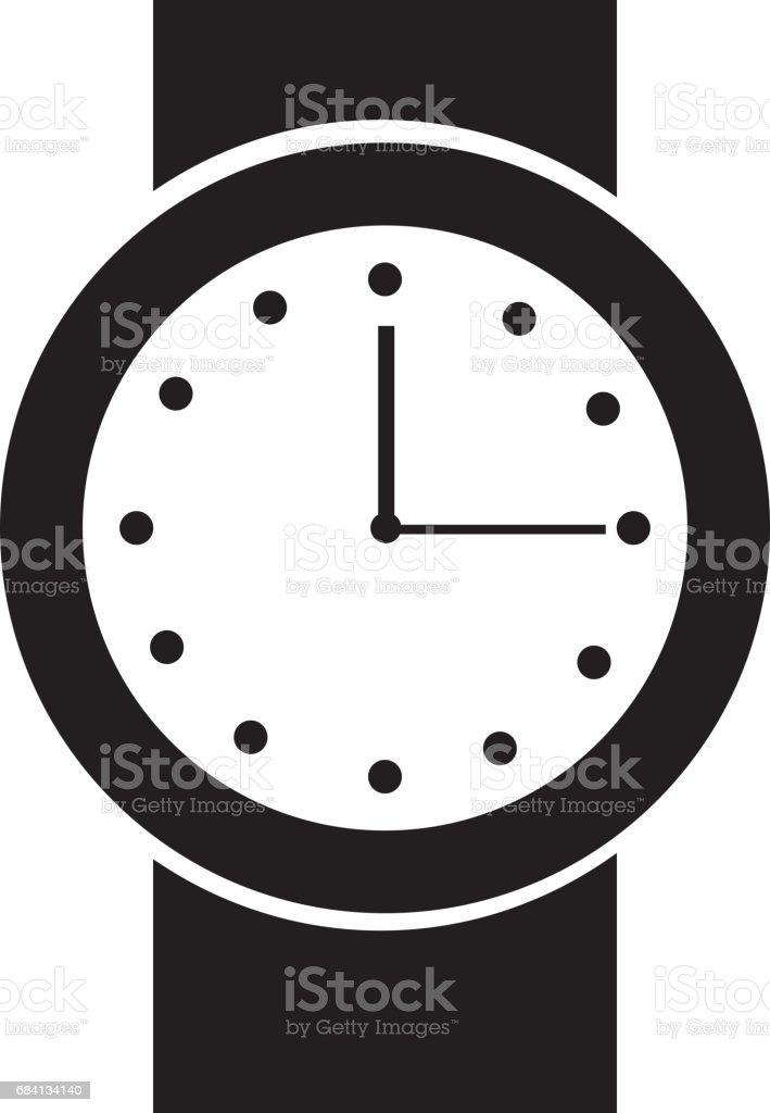 hand klocka isolerade ikon royaltyfri hand klocka isolerade ikon-vektorgrafik och fler bilder på analog