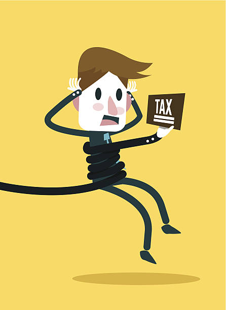 royalty free withholding tax clip art vector images illustrations