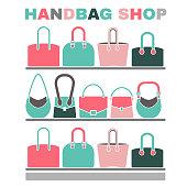 Handbag shop image