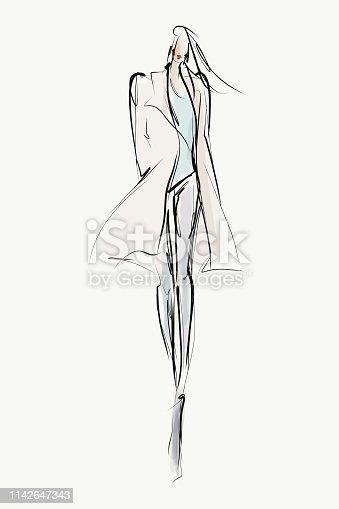 Sketch, vector