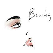 Hand drawn illustration, vector