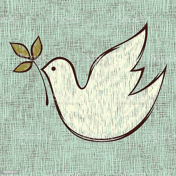Handdrawn white dove of peace with olive branch in its beak vector id165816241?b=1&k=6&m=165816241&s=612x612&h=xpe4vobd4bgereu5way5gi re77 dm qigs w6mazsq=