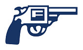 istock Handgun 1003588998