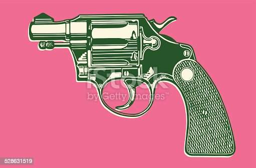 istock Handgun 528631519