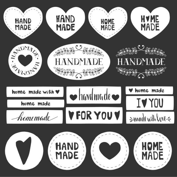 Download Made With Love Illustrations, Royalty-Free Vector Graphics ...
