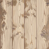 Hand-painted texture of light wood