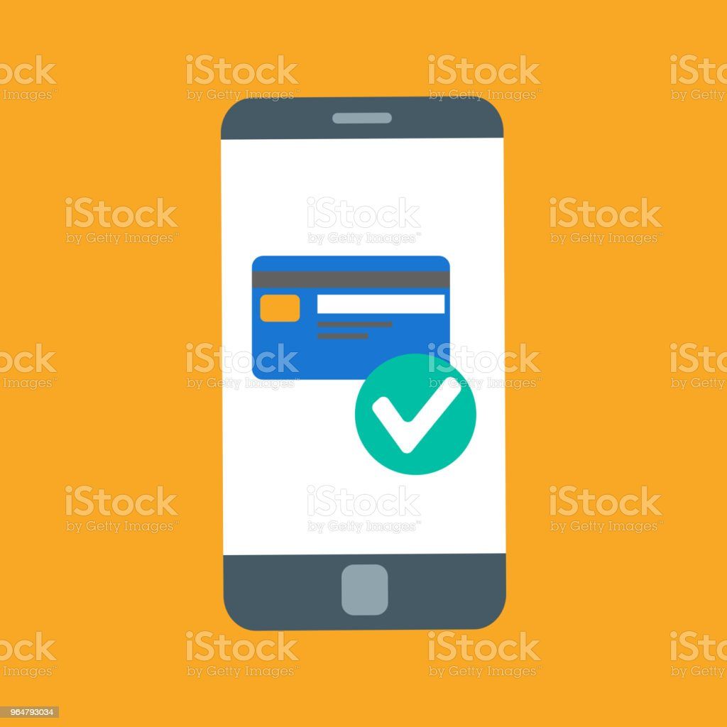Hands holding phone with cloud on screen royalty-free hands holding phone with cloud on screen stock vector art & more images of bank