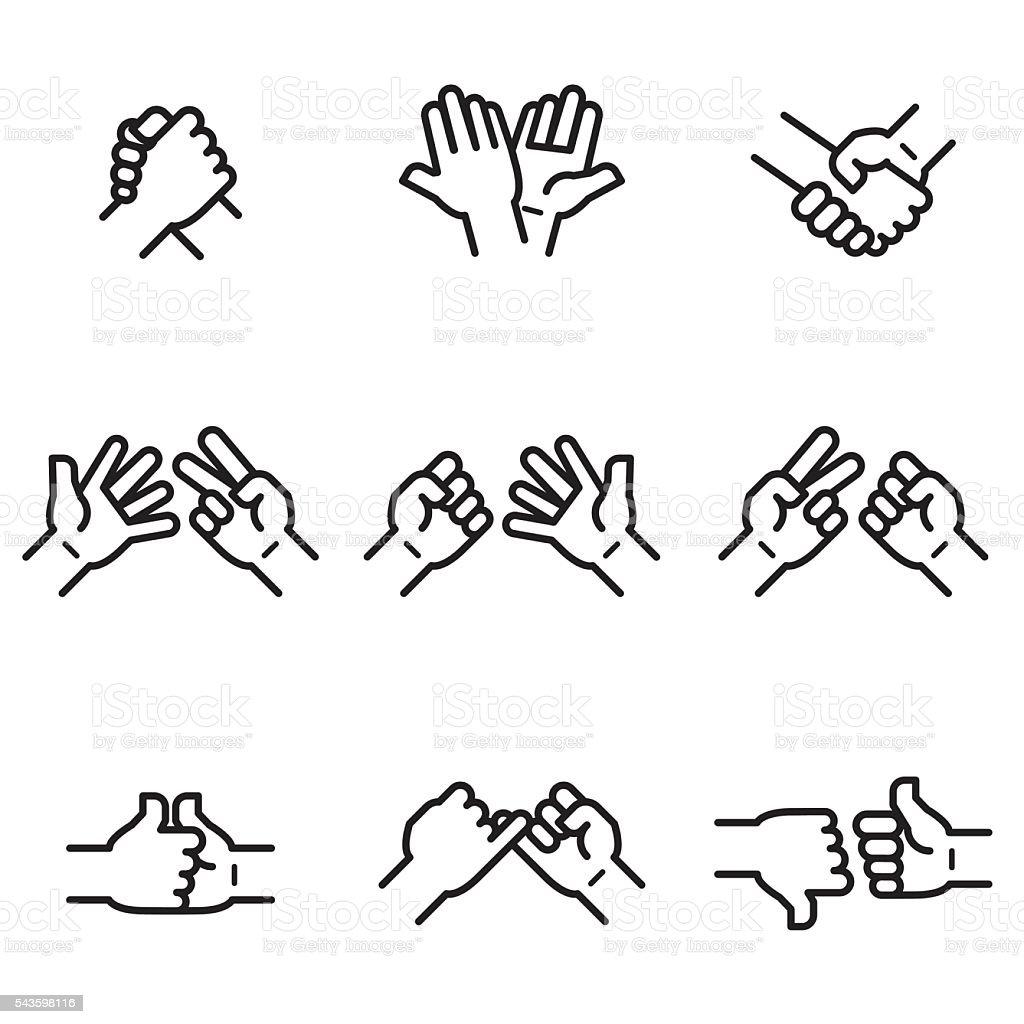 Holding Hands Art No Copyright