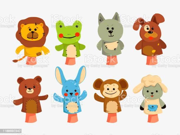 Hands puppets dolls for children theater performance for children vector id1188692342?b=1&k=6&m=1188692342&s=612x612&h=c23ojffys3n5i2mztjcdoigvvscmywdsm4dlpjdbezk=