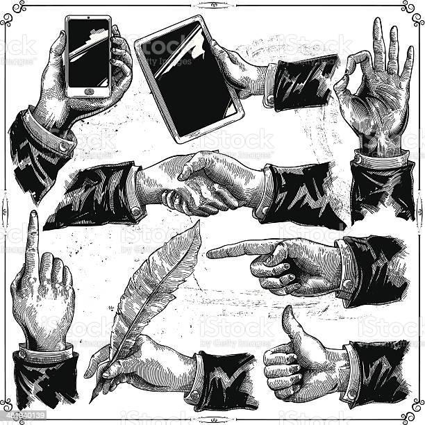 Hands set vector id481940139?b=1&k=6&m=481940139&s=612x612&h=ykrkc12oy0ochgddp2enzimkfzjgqfzb4njpv7gunns=