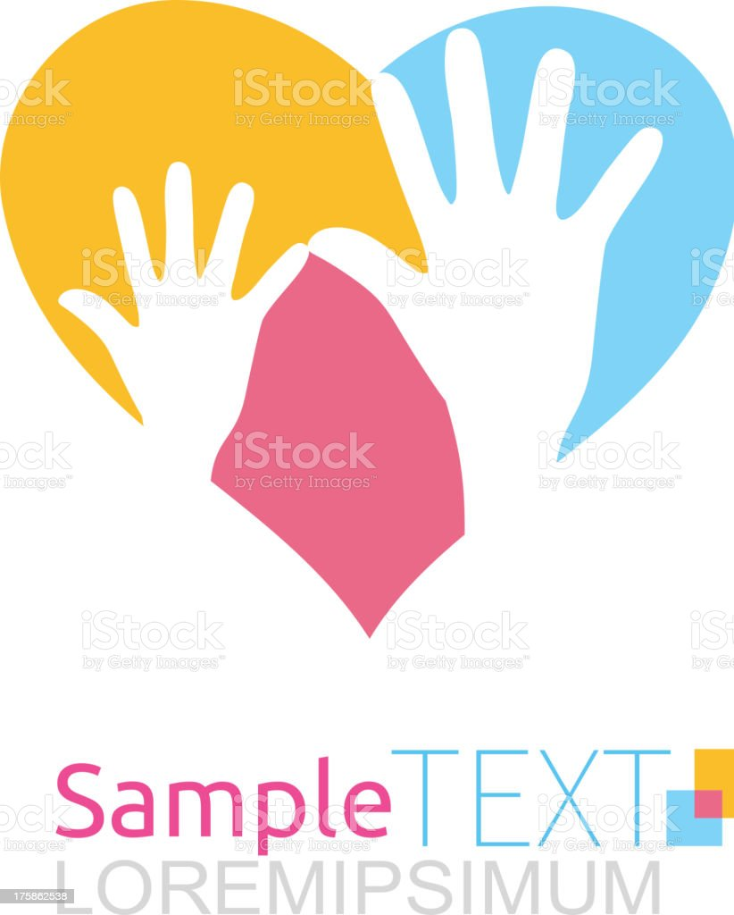 Hands. royalty-free hands stock vector art & more images of a helping hand