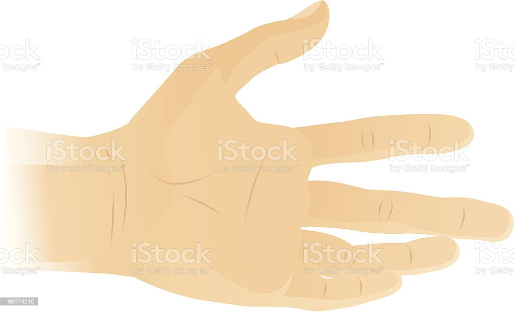 Hands royalty-free hands stock vector art & more images of caucasian ethnicity
