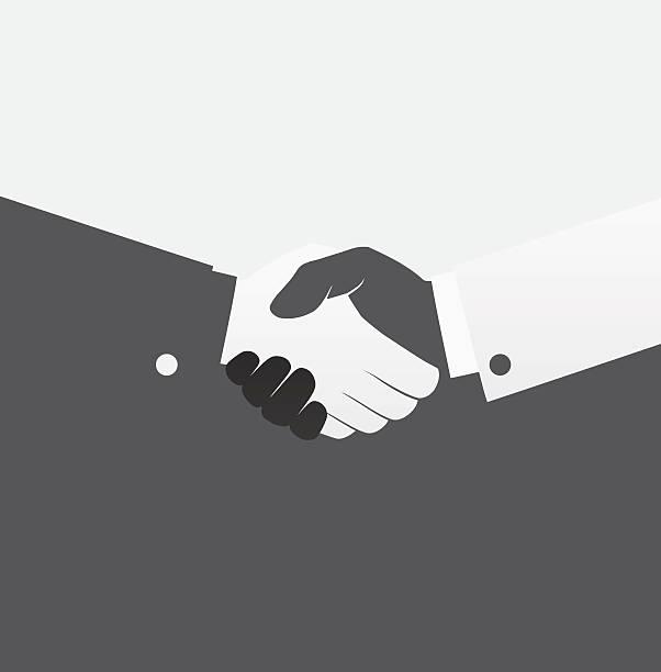 handshake - 合夥關係 幅插畫檔、美工圖案、卡通及圖標