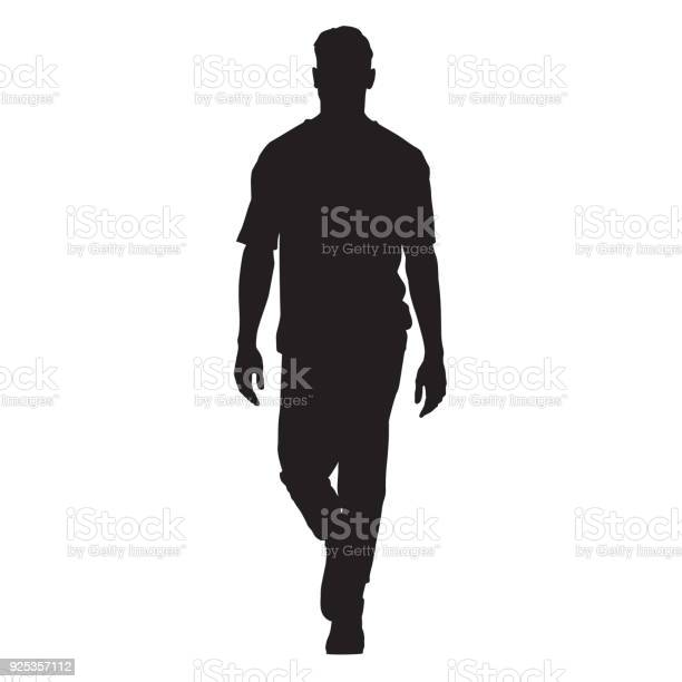 Handsome man in tshirt walking forward isolated vector silhouette vector id925357112?b=1&k=6&m=925357112&s=612x612&h=cwfef t7gqopj9cpteoqnv2qiogsgryulqy guk4bdc=
